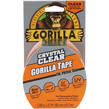 2&quot; x 27&#39; Gorilla<span class='rtm'>®</span> Clear Repair