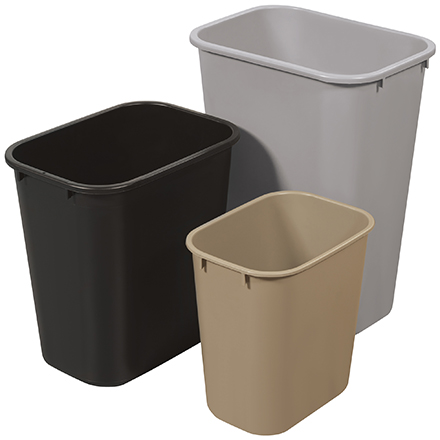 Rubbermaid<span class='rtm'>®</span> Office Trash Cans